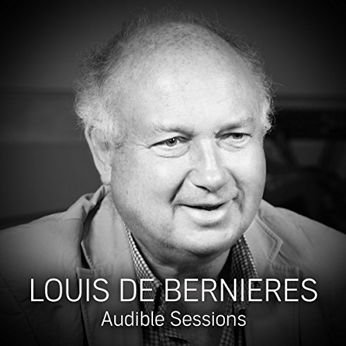 Louis de Bernieres audiobook cover art