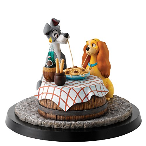 Disney Lady & The Tramp Limited Edition Figurine