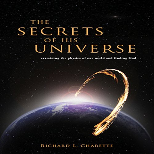 The Secrets of His Universe audiobook cover art