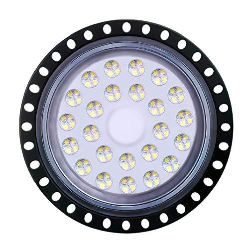 Ufo Lampe High Bay Licht 100w Wasserdichten Ultra Dünne Lampe-lager-beleuchtung Kommerzielle Bucht-beleuchtung Für Garage Fitness Shop Werkstatt Ideale Wahl