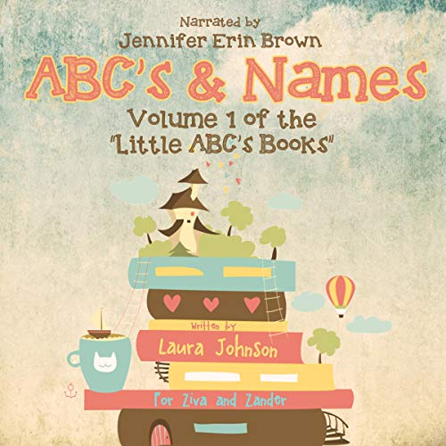 ABC's & Names  By  cover art