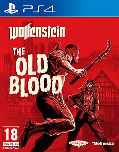 commercial wolfenstein the old blood test & Vergleich Best in Preis Leistung