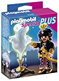 PLAYMOBIL Especiales Plus -  Mago con Genio de la lámpara, Juguete Educativo, Multicolor, 10 x 3,5 x 12,5 cm, (5295)