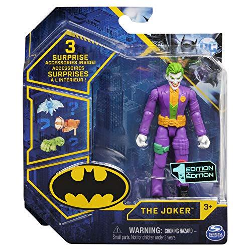 Bizak Batman Figura 10 cm Joker (61927828)