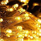 Avoalre Luci Natale 250 LED 50M, Catena Luminosa 8 Modalità Impermeabile IP44 LED Luci LED...