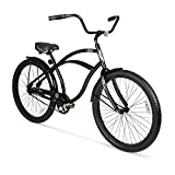 .Hyper 26 in Mens Beach Cruiser, Easy to Use Pedal Backwards Coaster...