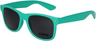X-CRUZE® Occhiali da sole da nerd Style Stile Retrò Vintage Donna Uomo Signore Signora Unisex - disponibili 45 diversi col...