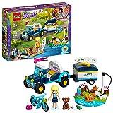 LEGO Friends Stephanies Buggy & Trailer 41364 Building Kit (166 Pieces)
