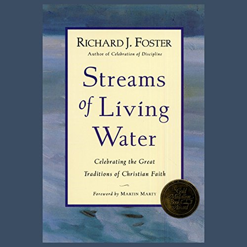 Streams of Living Water cover art