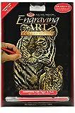 Copper Foil Engraving Art Mini Kit 5'X7'-Tiger & Cub