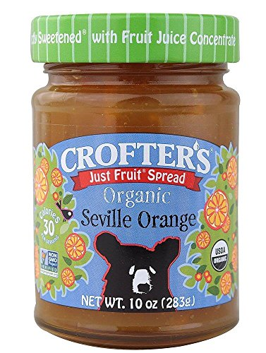 Seville Orange Fruit Spread