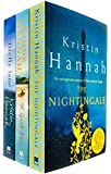 Kristin Hannah 3 Books Collection Set (The Nightingale, The Great Alone & Firefly Lane)