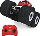 Air Hogs Super Soft, Stunt Shot Indoor Remote Control Car with Soft Wheels, Toys for Boys, Aged 5 and up