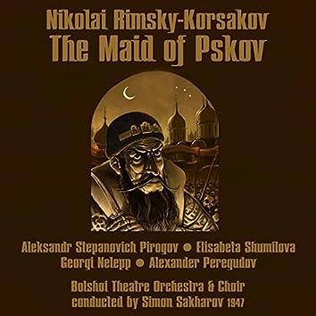 Rimsky-Korsakov: The Maid of Pskov (Ivan the Terrible) (1947)