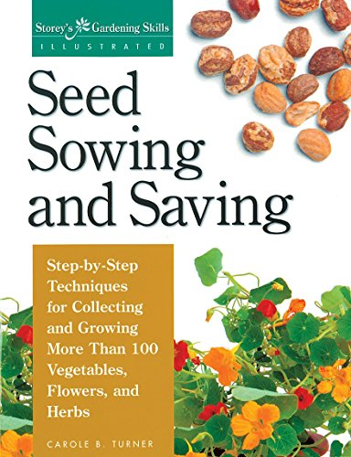 Seed Sowing and Saving: Step-by-Step Techniques...