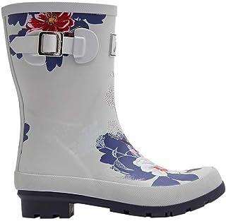 ac36fa9647a30 Amazon.com: White - Rain Boots / Rain Footwear: Clothing, Shoes ...