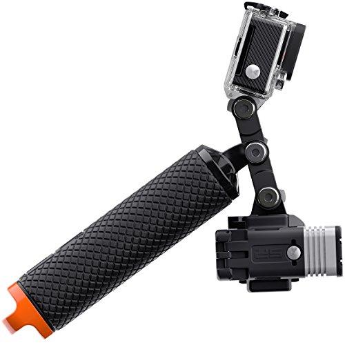 SP-Gadgets Helm Camera Dual Mount