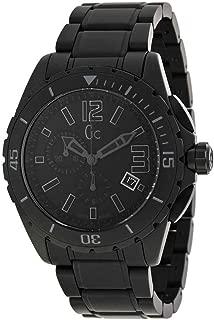 GC Sport Class XXL Blackout Ceramic Mens Watch X76010G2S