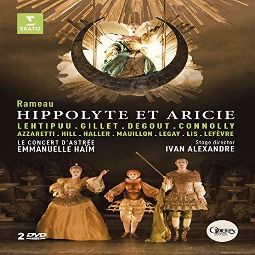 Emmanuelle Ha'm - Rameau: Hippolyte Et Aricie