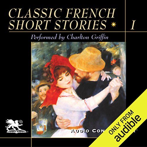 Classic French Short Stories, Volume 1 audiobook cover art
