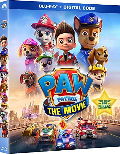 PAW Patrol: The Movie [Blu-ray]