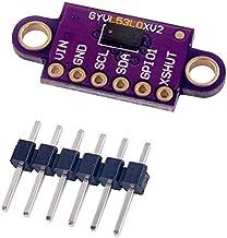 Gaoominy VL53L0X Tijd-van-Vlucht Afstand Sensor GY-VL53L0XV2 Module voor