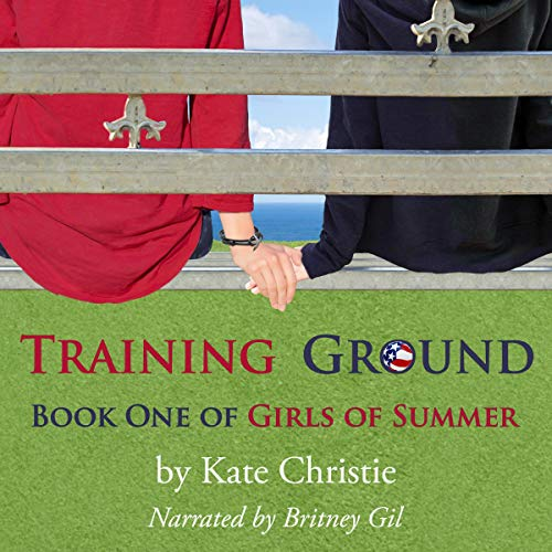 Training Ground Audiobook By Kate Christie cover art