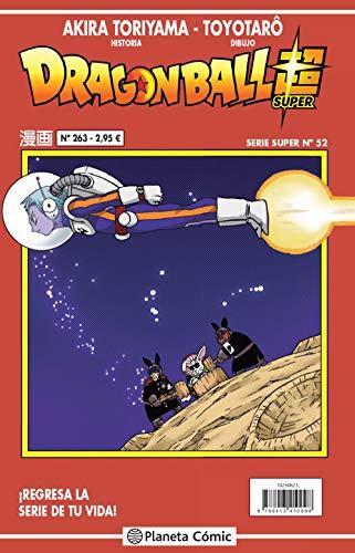 Dragon Ball Serie Roja nº 263 (Manga Shonen)