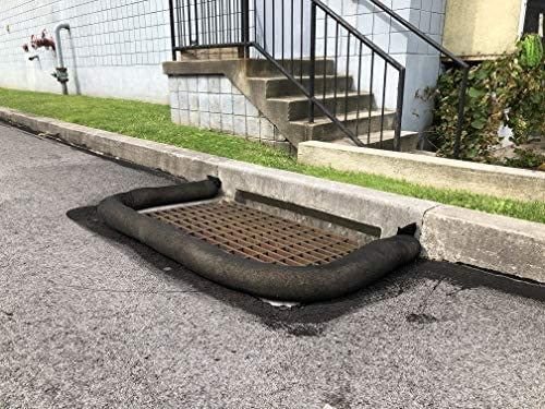 Sediment Removal Filter Sock by New Pig Keep Harmful Substances from Entering a Stormwater System product image