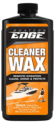 Boater's EDGE Cleaner Wax