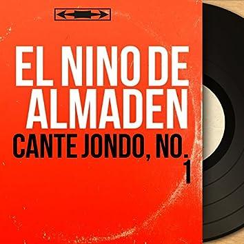 Cante Jondo, No. 1 (Mono Version)