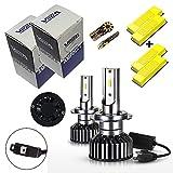 Kit G7 Full LED Luxeon Zes Vega® 2 bombillas H7 12 V 24 V