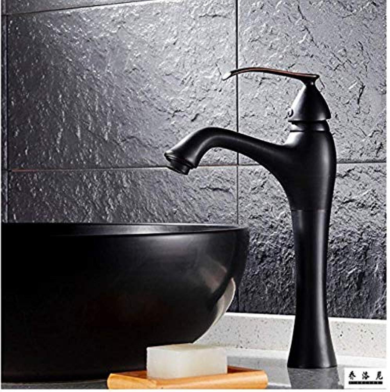 Honcx Wasserhahn Becken Wasserhahn Alle Kupfer Schwarz Bronze Becken Wasserhahn über Zhler Becken Wasserhahn