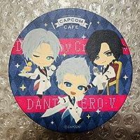 Devil May Cry 5 デビルメイクライ 5 DMC5 カプコンカフェ CAPCOM CAFE 特典 コースター ダンテ Dante Nero ネロ