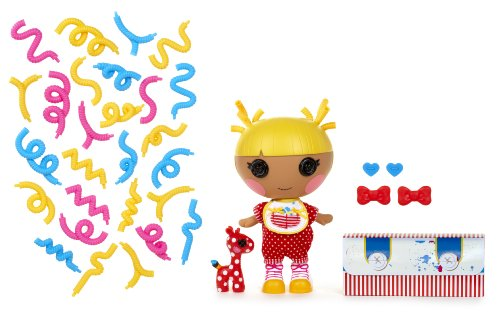 Lalaloopsy Littles Silly Hair Puppe Scribbles Splash