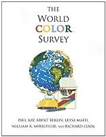 The World Color Survey (CSLI Lecture Notes)