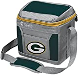 NFL Green Bay Packers 9 Can Soft-Sided Cooler with Ice, Green travel cooler Nov, 2020