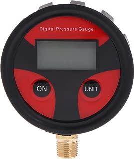 keaiduoa 0-200PSI Digital Tyre Tire Air Pressure Gauge LCD Manometer Car Truck Motorbike