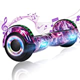 UNI-SUN Bluetooth Hoverboard for Kids, 6.5'...