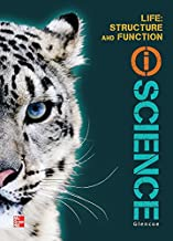Glencoe Life iScience Module F: Structure and Function, Grade 7, Student Edition (GLEN SCI: LIFE'S STRUC & FUN)