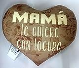 LInformal Cojin corazón mamá te Quiero con Locura