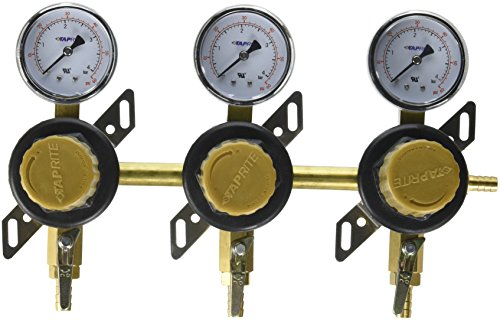 Taprite CGR283 3 Way Secondary CO2 Regulator