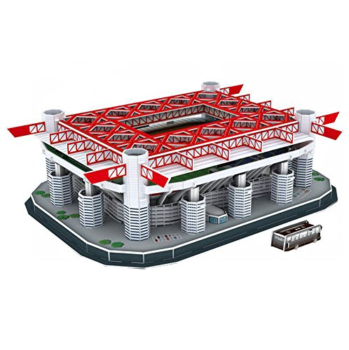 Modello Commemorativo del Regalo di Compleanno di Calcio dello Stadio di San Siro dello Stadio di CA Milano