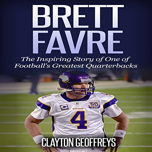 Brett Favre cover art