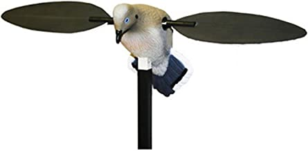 MOJO Outdoors Voodoo Dove Spinning Wing Decoy,
