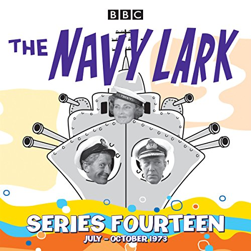 The Navy Lark: Collected Series 14 audiobook cover art