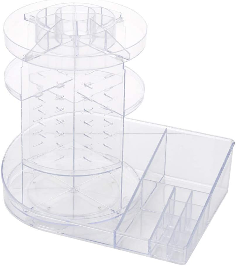 DevilLover Makeup Clearance SALE Limited time Organizer Large Acrylic Cheap Capacity Cosmetic Stor