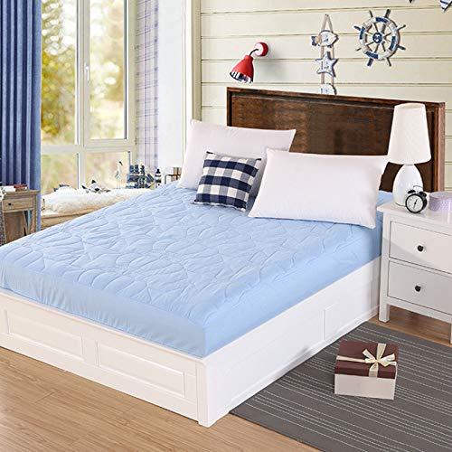 Xiaomizi - Sábanas planas: sábanas de lujo son transpirables, lo que te mantiene fresco y cómodo-150 x 200 cm