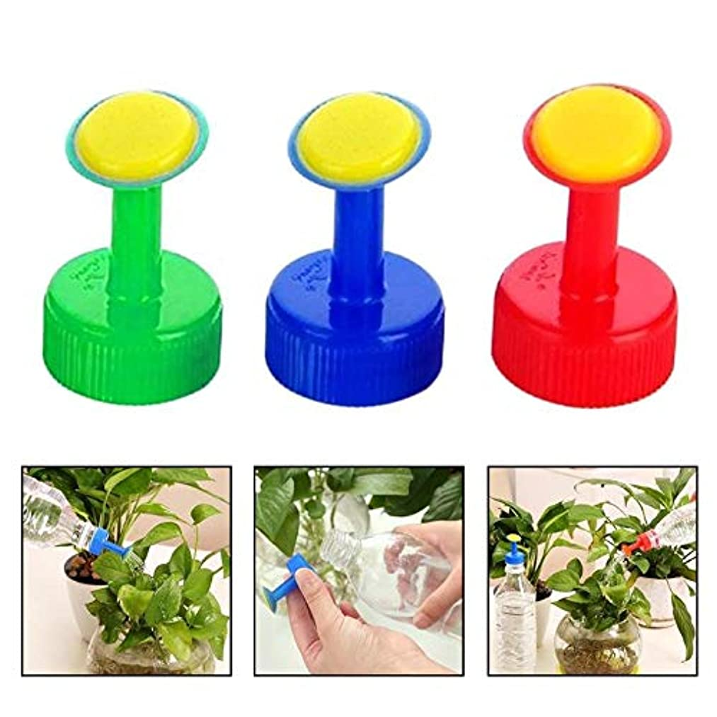 SAMODASHOP Micro Sprinkler - Plastic Portable Home Pot Watering Bottle Water Cans Small Sprinkler Nozzles for Flowerpot Plants Indoor Random Color