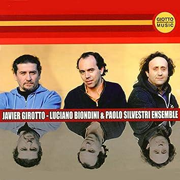 Javier Girotto - LucianoBiondini & PaoloSilvestri Ensemble